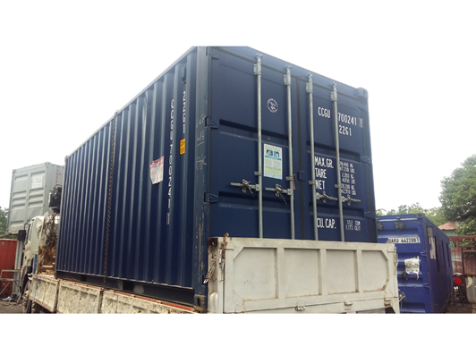 Container cũ 40ft