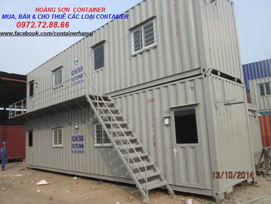 Container ghép hỗ hợp