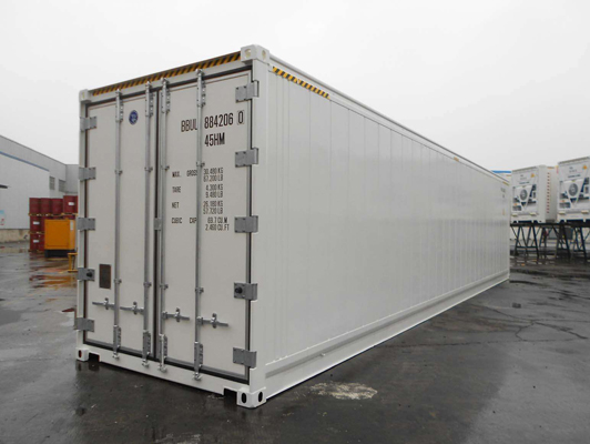 Container cũ lạnh 40ft